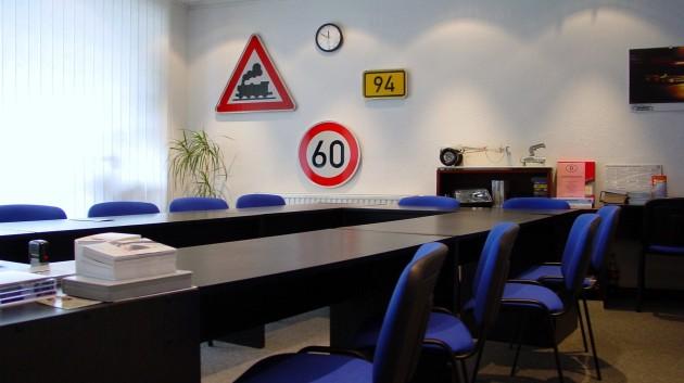 Fahrschule Siefert - Unterrichtsraum